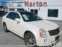 Options Included: N/A2004 CADILLAC SRX Equipped w/