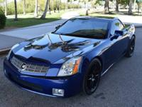 2004 Cadillac XLR. Convertible that comes with a 4.6