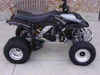 2004 CANNONDALE 440 CANNIBAL ATV 4 WHEELER LIKE NEW