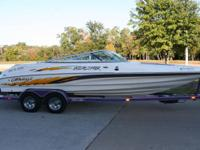 23ft 2004 Caravelle Interceptor with 5.7 liter 300 HP