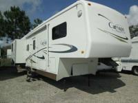 2004 Carriage Cameo LXI Clean 3 slide out Cameo! RV