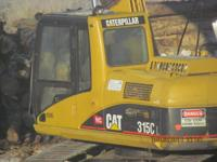 2004 Caterpillar 315C Excavator. 315c cat excavator- In