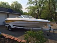 2004 chaparral 180 SSI 3 L Mercury engine 135 hp I/O