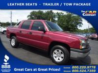 Used 2004 Chevrolet Avalanche,  DESIRABLE FEATURES: