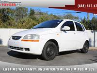 2004 Chevrolet Aveo Hatchback, *** FLORIDA OWNED