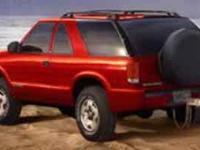 Exterior Color: black, Body: SUV, Engine: 4.3L V6 12V