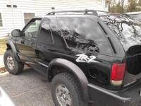 I am selling my 04 ZR2 4x4 Blazer that has 134,806