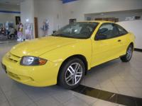 Options Included: N/AThis Cavalier is a one owner,