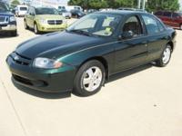 Options Included: N/A2004 Chevrolet Cavalier/ Sedan/ LS