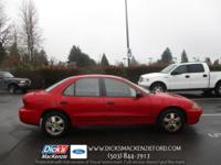 Here's a great deal on a 2004 Chevrolet Cavalier! Very