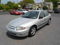For Sale Chevy Cavalier in great shape, 30mpg,