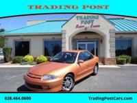 This 2004 Chevrolet Cavalier 4 door LS Sport is offered