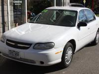 Options Included: 2004 Chevrolet Malibu Classic LS 4Dr