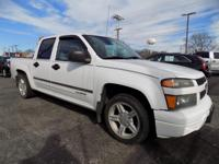 Summit White 2004 Chevrolet Colorado LS RWD 4-Speed