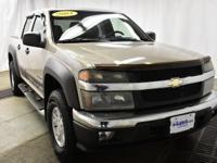 Check out this gently-used 2004 Chevrolet Colorado we