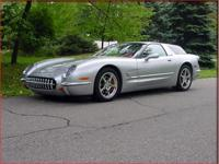 This is a nice 2004 Chevrolet Corvette