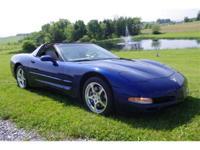 2004 Commemorative Edition Corvette Coupe ~Stock #: