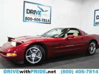 2004 Chevrolet Corvette HEAD UP DISPLAY BOSE LEATHER