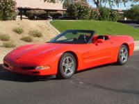 This 2004 Corvette roadster is in exceptional