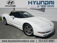 2D Convertible, 5.7L V8 SFI, 4-Speed Automatic with