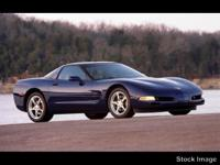 New Arrival! This 2004 Chevrolet Corvette L Includes
