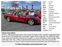 2004 CHEVROLET Corvette CONVERTIBLE Our Location is: