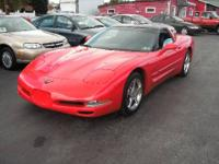 Overall, this Corvette is in great condition! The