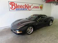 Exterior Color: black, Body: 2dr Car, Engine: Gas V8