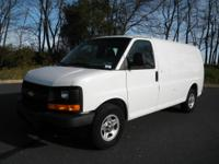 Options Included: N/AREADY FOR WORK! Need a cargo van