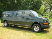 Options Included: Gross Vehicle Weight: 9, 600, Overall