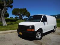 Options:  2005 Chevrolet Express Cargo 2500||2005 Chevy