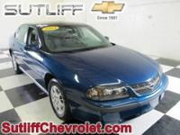 2004 Chevrolet Impala 4dr Car Base Our Location is:
