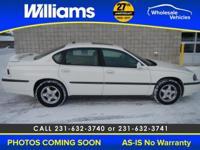 Options:  2004 Chevrolet Impala Base| --- This Vehicle