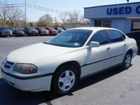 Impala trim, White exterior and Medium Gray interior.