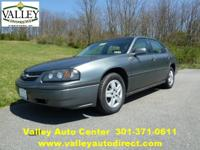 Options Included: N/AThis Impala is in very nice