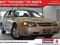 Sandstone Metallic 2004 Chevrolet Impala LS FWD 4-Speed