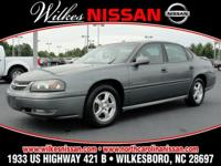 Options Included: Driver & Front Passenger Airbags,