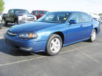 Options Included: N/A2004 Chevrolet Impala/ LS trim