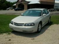 2004 Chevrolet Impala LS V/6 Auto Loaded Sunroof V/6