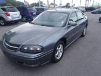 2004 Chevrolet Impala Sedan LS Our Location is: Dyer