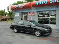 Options Included: N/A2004 SS IMPALA, INDY EDITION,