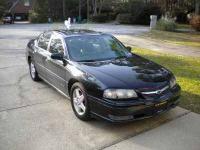 2004 Chevrolet Impala SS This sedan currently has