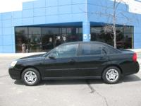 Automobiles Sedan 322 PSN. 2004 Chevrolet Malibu LS