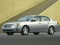 Navy Blue Metallic 2004 Chevrolet Malibu LS FWD