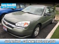 2004 Chevrolet Malibu LS ONE OWNER, AUTOMATIC, POWER,