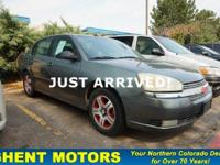 EPA 32 MPG Hwy/23 MPG City! Heated Leather Seats,