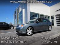 Options:  2004 Chevrolet Malibu Maxx Lt|Here's A Great