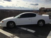 UP FOR SALE IS OUR 2004 CHEVROLET MONTE CARLO 2 DOOR