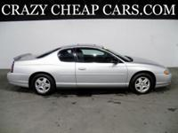 Options Included: N/ALS COUPE, MOONROOF, REAR