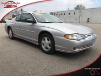 Options:  2004 Chevrolet Monte Carlo Ss|Silver|This
